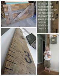 diy home decor ideas with pallets. 5. the wall ruler diy home decor ideas with pallets f