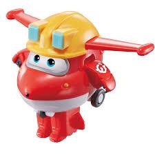 Мини-<b>трансформер Джетт</b> команда Строителей <b>Super Wings</b> ...