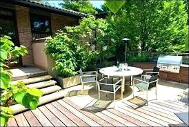 patio gardening ideas remarkable small furniture and