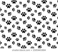 <b>Cat</b> Paw <b>Print</b> Images, Stock Photos & Vectors | Shutterstock