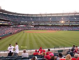 Angel Stadium Of Anaheim Section 236 Seat Views Seatgeek