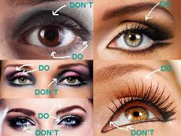 makeup tips for small brown eyes small deep set eyes makeup tips dos and donts deep