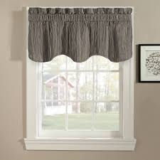 yellow and grey valance waverly window valances sheer valances