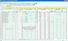 New Financial Forecast Template Excel Business Sales Chaseevents Co