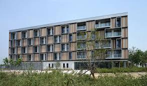 Passive house residential building near Shanghai by Peter Ruge Architekten