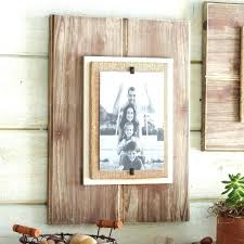 distressed wood frames features distressed wood frame with burlap and painted wood matting style picture frames distressed wood frames