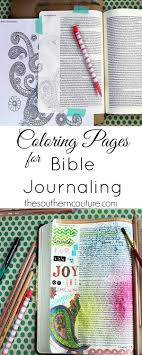 you don t have to be an artist to enjoy journaling use coloring
