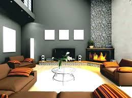 living room designs brown furniture. Gray Walls Brown Couch Furniture Living Room White Carpet Blue Grey Dark Designs T