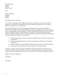 Examples Of Cover Letters And Resumes And Cover Letter For