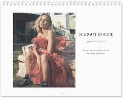 Margot Robbie - Australian Supernova 2021 Wall Calendar: Amazon.co.uk:  Office Products