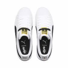 Bts Puma Shoes Size Chart Puma Sneakers 2019 Puma X Bts Basket Patent Womens White