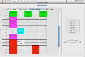 Schedule Maker School Mwb Online Co