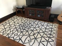 got this rug at the west elm this weekend