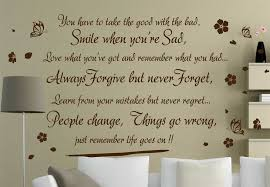 image of funny bathroom wall decals