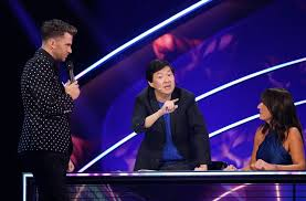 Image result for ken jeong the masked singer