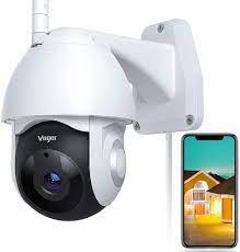 Voger 360 ° View WiFi Ev Güvenlik Kamera Sistemi