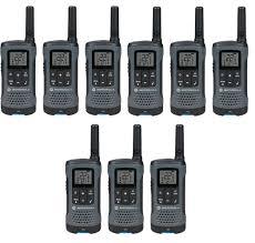 motorola talkabout. motorola talkabout t200tp walkie talkie 20 mile two way radio 9 pack