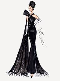 Hayden Williams Fashion Illustrations Hayden Williams Haute Couture
