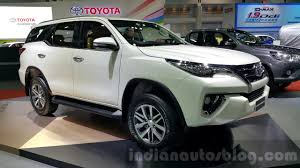 2016 Toyota Fortuner Release - Auto Car Update