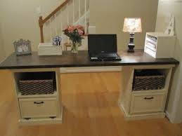 Do it yourself office desk Simple Modular Desk Do It Yourself Home Projects From Ana White New Office Desk Pinterest Modular Desk Do It Yourself Home Projects From Ana White New