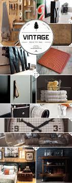 Lovely Vintage Decor Ideas For Men