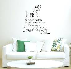 wall decorations quotes wall art stickers quotes wall decor quotes australia  on wooden wall art quotes australia with wall decorations quotes custom text wall decals types wall decor