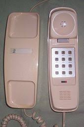 trimline telephone redesigned touch tone desk model trimline manufactured on 9 1985
