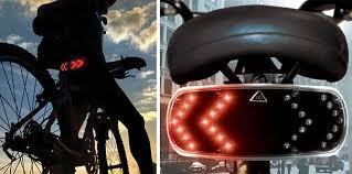 5 wireless bicycle turn signal