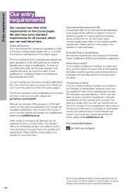 Ucas Tariff Chart University Of Hertfordshire Undergraduate Prospectus 2020