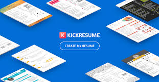 Build My Resume Online Free Delectable Kickresume Perfect Resume And Cover Letter Are Just A Click Away