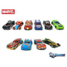 โมเดลรถเหล็ก วันเดอร์ วูแมน ดีซี ยูนิเวอร์แซล Wonder Woman Mini Steel Car  DC Universe