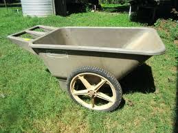 awesome idea rubbermaid garden cart