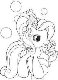 Small Picture My Little Pony Coloring Pages Fluttershy Filly httpeast color