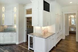 angled kitchen with super white granite countertops cost