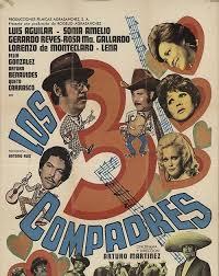 Ver HD] Los tres compadres (1975) Película Completa en Español - Películas  Online Gratis en HD