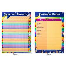 Gillian Miles Classroom Rewards Double Sided Chart