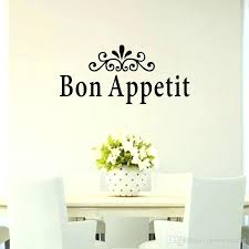 Wall Decal Quotes Custom Wall Stickers For Dining Room Awesome Ideas Of Decal Quotes R