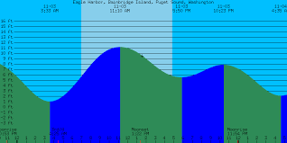 Panama City Beach Tide Chart Tide Chart For Bainbridge Island Wa Sun Moon And