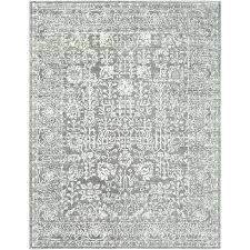 modern farmhouse style area rugs gray rug rustic