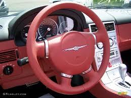 Dark Slate Gray/Cedar Interior 2007 Chrysler Crossfire Limited ...