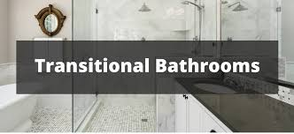 transitional bathroom ideas.  Bathroom With Transitional Bathroom Ideas