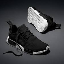 adidas shoes nmd black and white. the adidas nmd mesh monochrome pack is made up of two tonal offerings coming in either black or white ( cheap shoes ). nmd and w