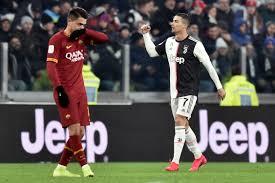 Coppa Italia 2019-2020, Juventus-Roma 3-1: semifinale ...