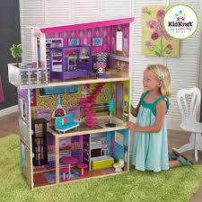 dollhouse furniture cheap. KidKraft Super Model Wooden Dollhouse With 11 Pieces Of Furniture Cheap L