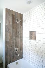 wood tile shower wall medium size of remodel ideas wood tile shower wall bathroom furniture wood