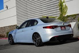 New 2020 Alfa Romeo Giulia For Sale at Alfa Romeo of Marin