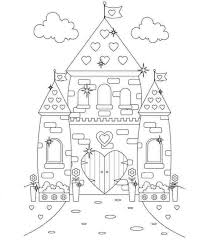 Free buildings and houses coloring pages. 12 Best Free Printable Castle Coloring Pages For Kids And Adults