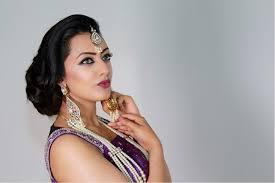 t ishrath makeup artist hair stylist asian bridal hair makeup based in
