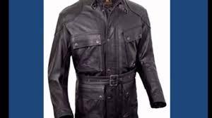 belstaff knockhill men s leather motorcycle jacket