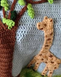 Crochet Giraffe Pattern Stunning Giraffe Afghan Pillow And Toy Crochet Pattern Maggie's Crochet